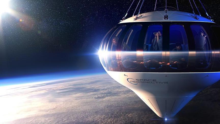 Uzaya balonla turist gönderme dönemi yaklaşıyor