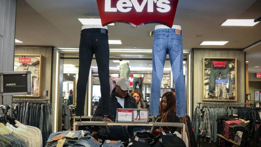Levi's'ın satışları yüzde 62 düştü
