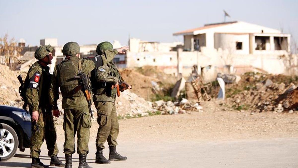 Rusya: Libya'da hiç Rus askeri yok