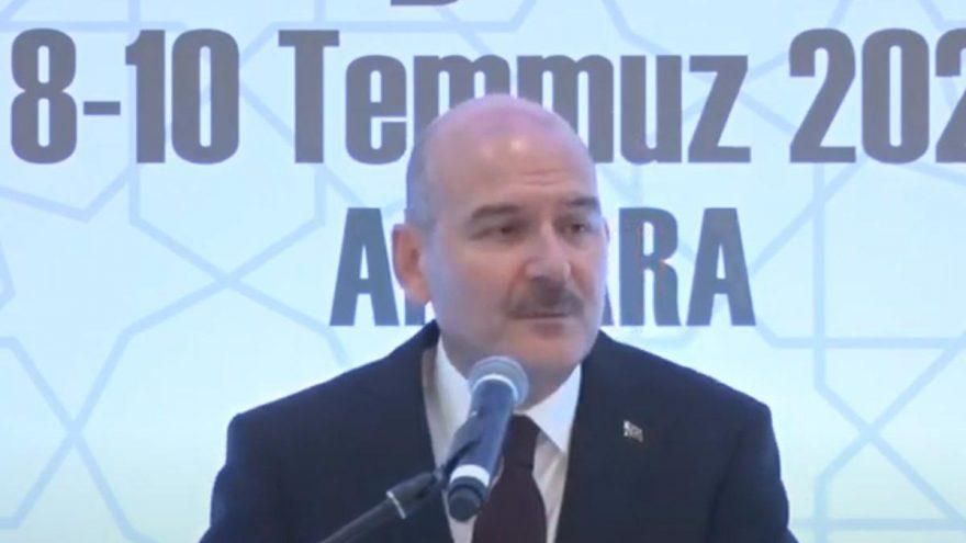 İçişleri Bakanı Soylu: İki mesele bizim miladımızdır