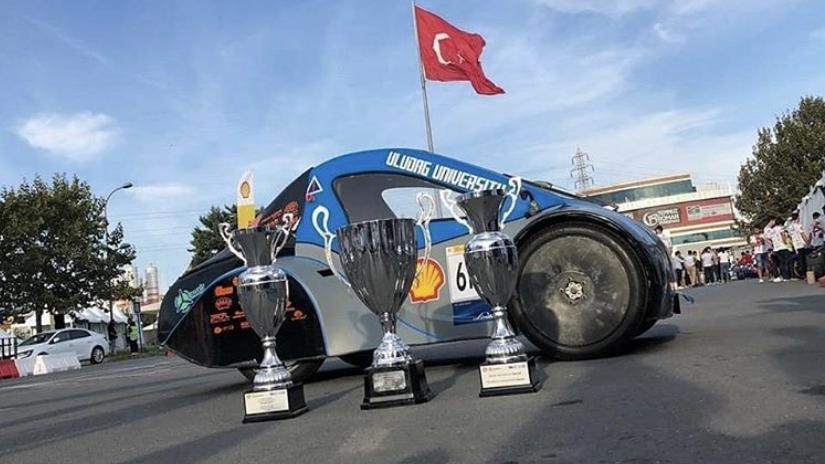 Türk öğrenciler Shell Eco-Marathon'a damga vurdu!