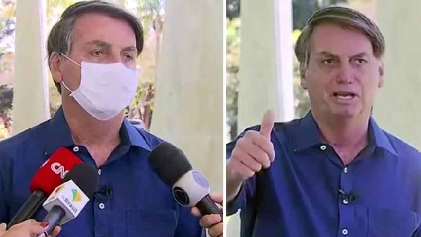 Gazeteciler, Bolsonaro hakkında suç duyurusunda bulunacak