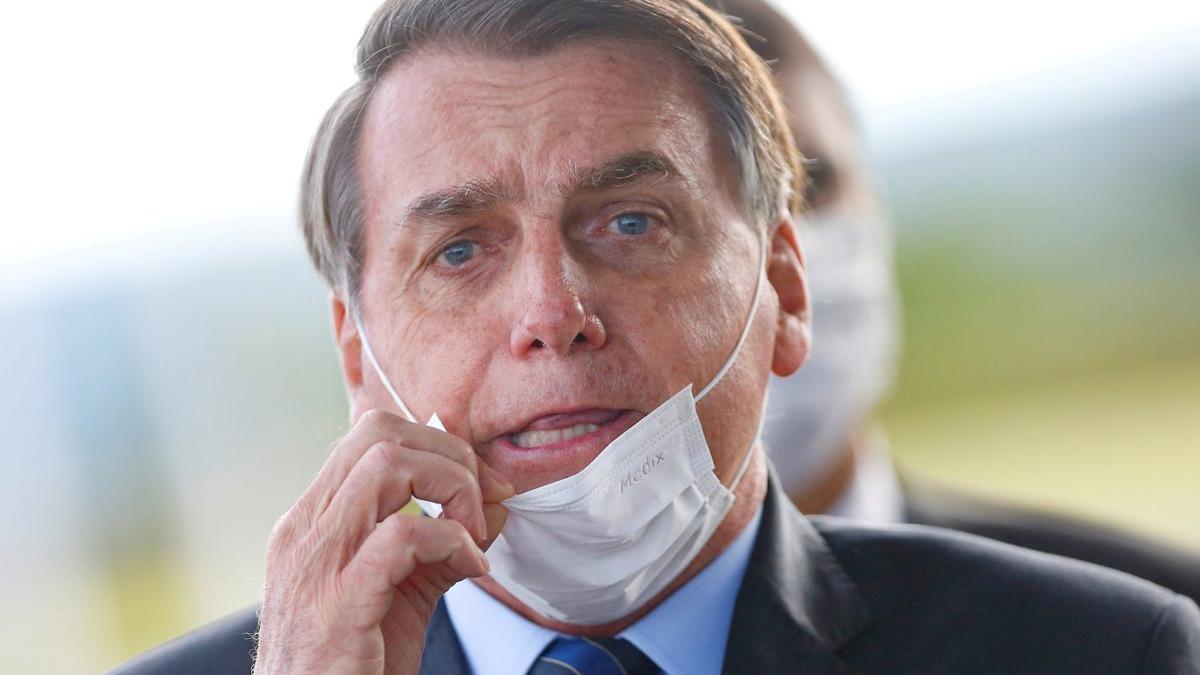 Bolsonaro'nun sağlık durumuyla ilgili açıklama geldi!