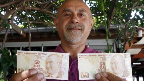 50 TL'ye 75 bin lira teklif ettiler fakat satmadı!