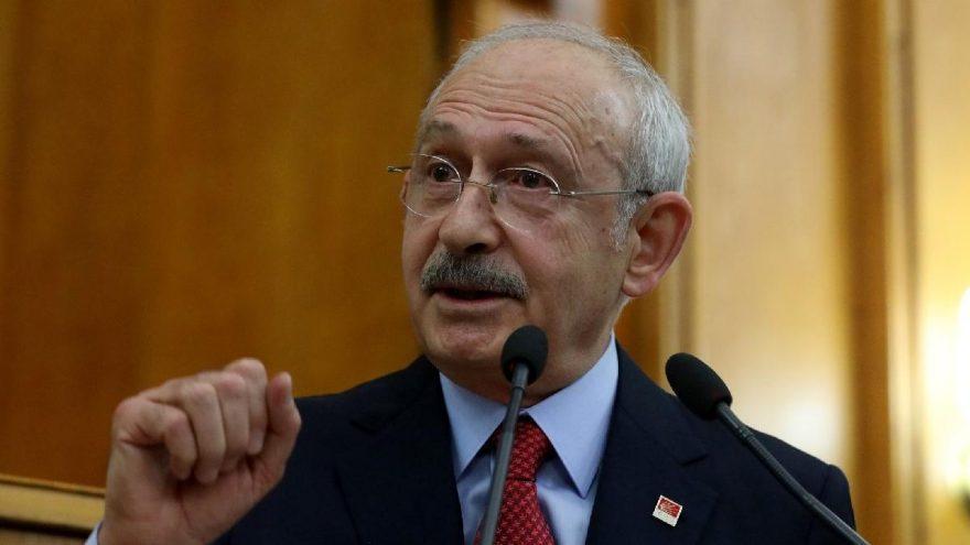 Kılıçdaroğlu'ndan parti liderlerine 'kurultay' mektubu