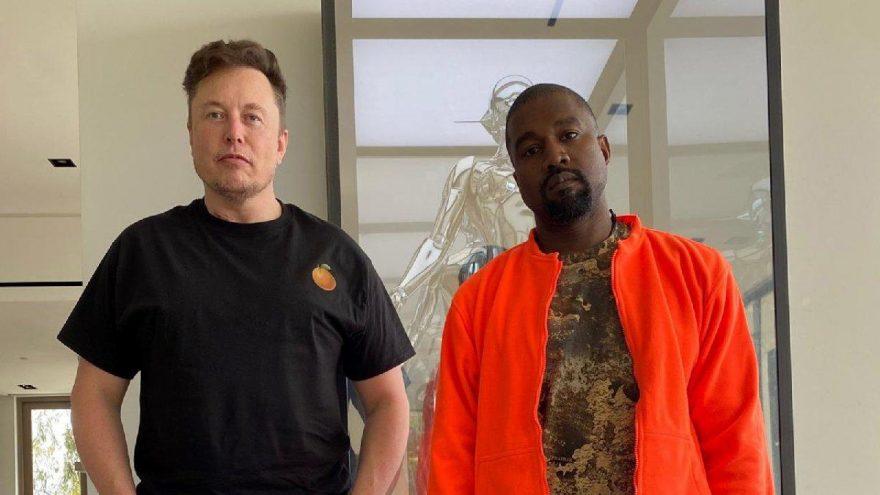 Kanye West'e başkan adayı olmasını Elon Musk söylemiş