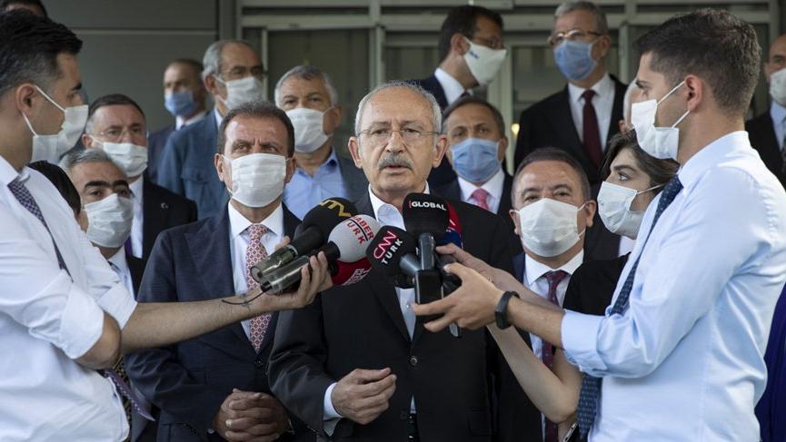 Son dakika... Kılıçdaroğlu'ndan 'çoklu baro' açıklaması: AYM'ye başvuracağız!