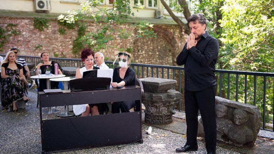 İstanbul Devlet Opera ve Balesi'nden açıkhava konserleri