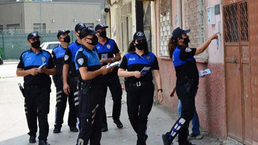 Cezaevinden izinli çıkıp, 10 evden hırsızlık yapan şüpheli tutuklandı