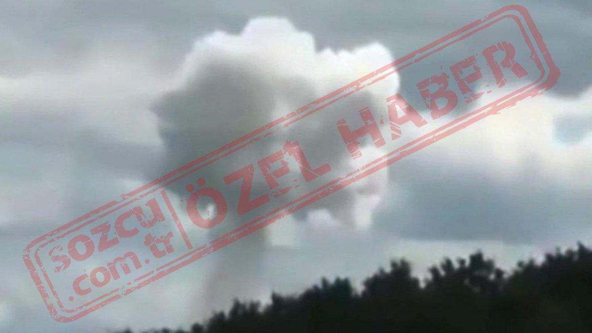 Sakarya'da patlama... Acı haber geldi