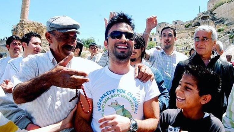 Tarkan'dan Hasankeyf açıklaması: 'Çok yazık oldu'