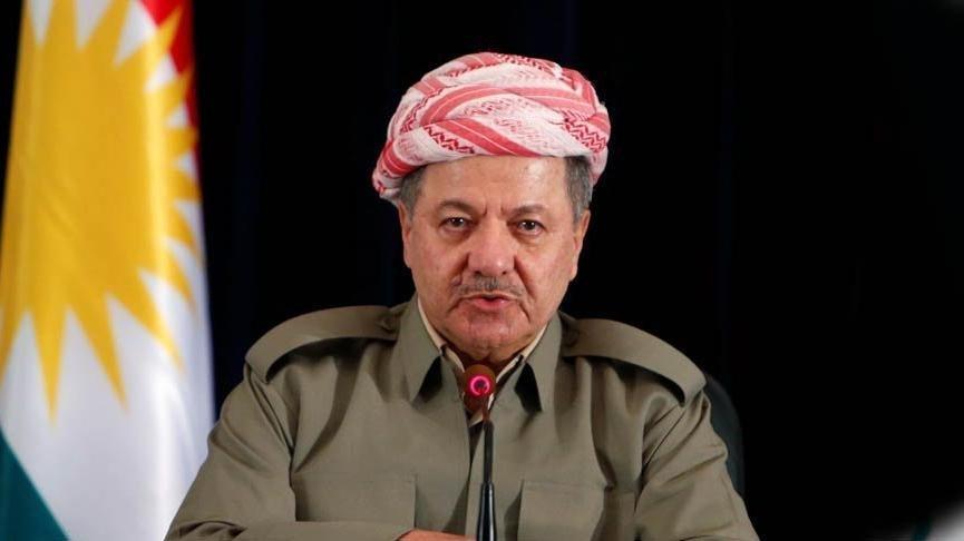 Emekli generallerden uyarı: Barzani, Irak ve Suriye'de 'Büyük Kürdistan' kurmaya çalışıyor