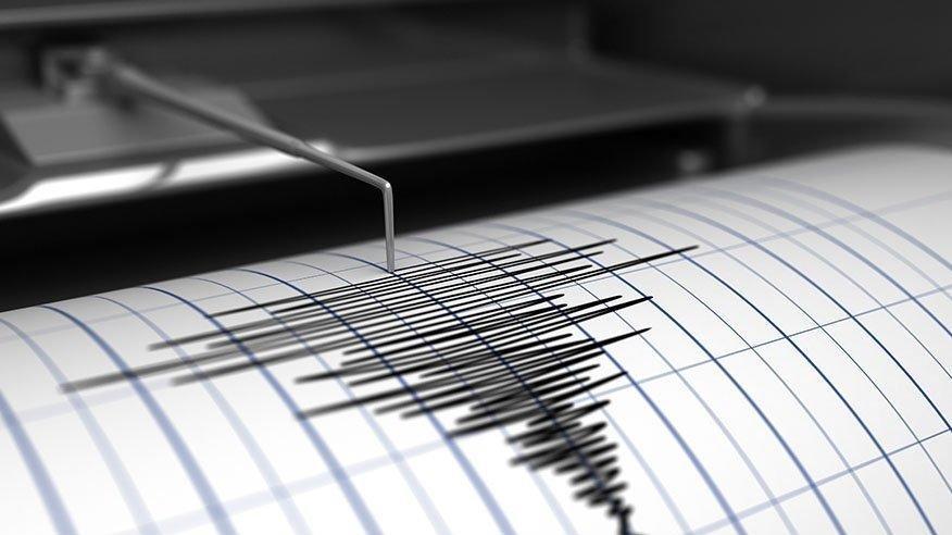 Akdeniz'de 3.5 büyüklüğünde deprem! (Son depremler)