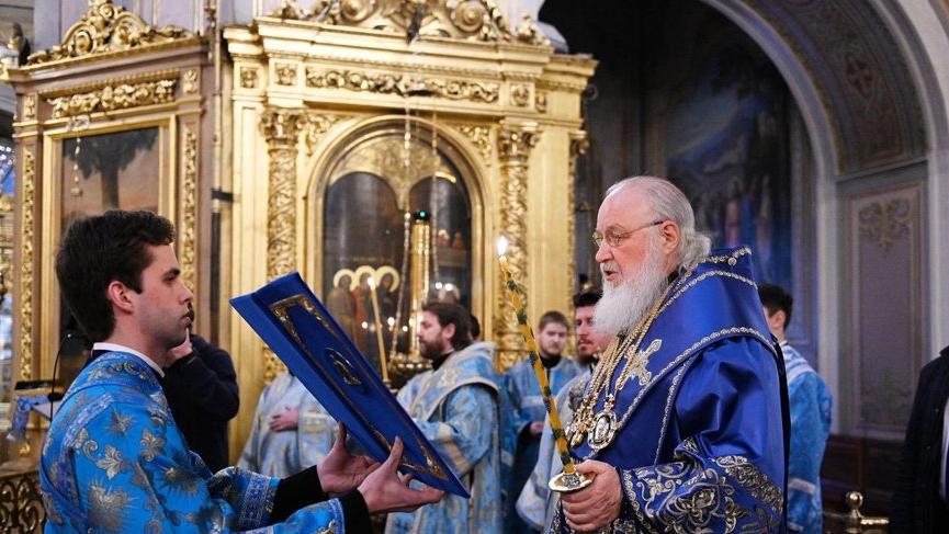 Moskova Patrikhanesi'nden Ayasofya yorumu: Kasıtlı gerilmeye çalışılıyor
