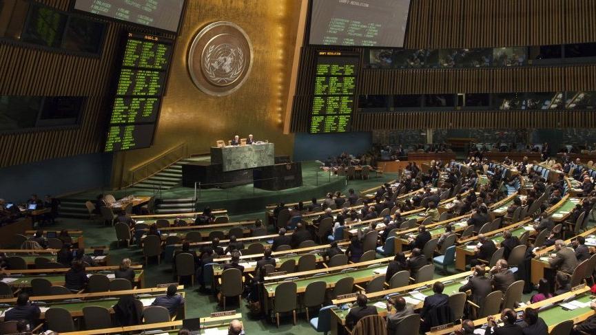 Beşinci denemede Suriye yardımı BMGK'da kabul edildi
