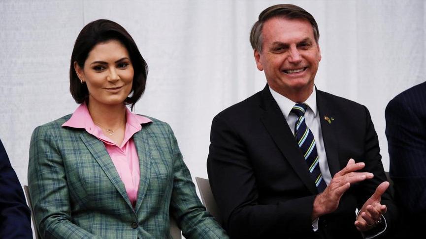 Brezilya Devlet Başkanı Bolsonaro'nun ailesine de test yapıldı