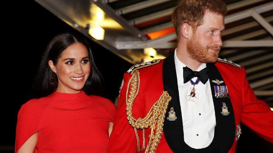 Prens Harry ve Meghan Markle'ın yeni konuğu