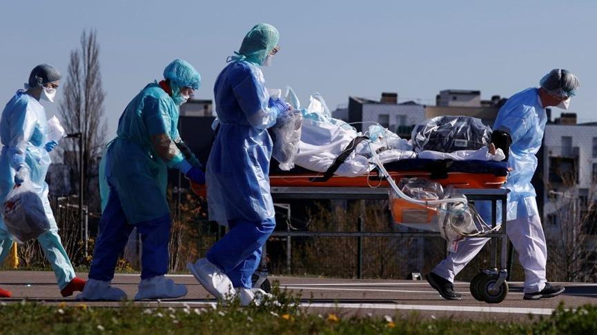 Dünya Sağlık Örgütü: Son 24 saat içinde vakalarda rekor artış gerçekleşti