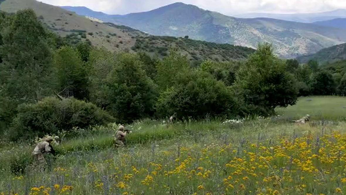 Karadeniz'e sızma girişimi engellendi... 2 PKK'lı terörist teslim oldu