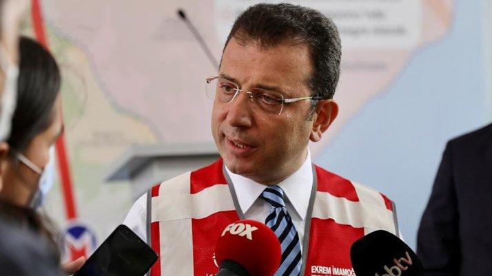 Ekrem İmamoğlu'ndan flaş Ayasofya Camii açıklaması