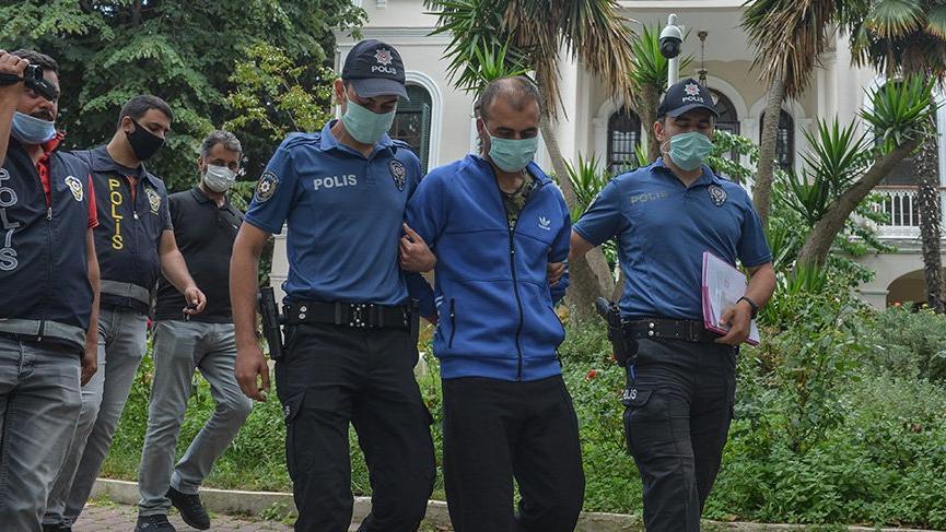 Heybeliada'daki yangınla ilgili bir kişi tutuklandı