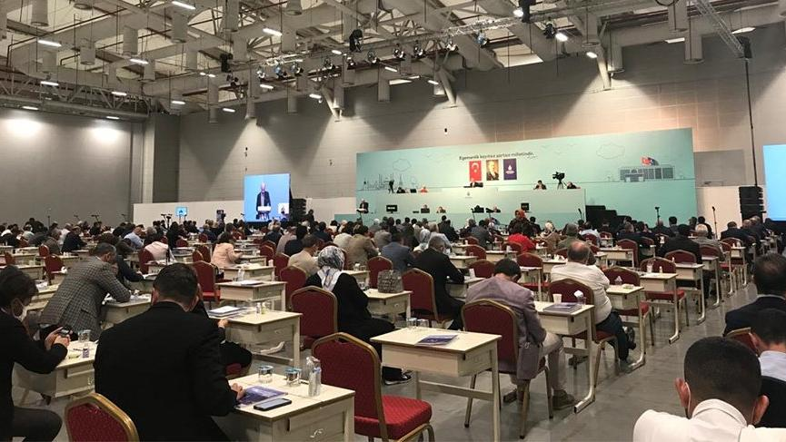 İBB Meclisi'nde 'Ayasofya cami ve külliyesi' teklifi