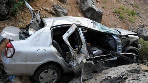 Alanya'da feci kaza: 3 ölü, 4 yaralı!