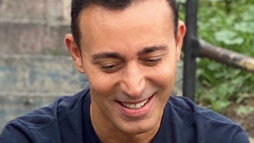 Mustafa Sandal oğlu Yaman'a özendi!
