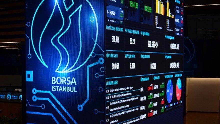 Borsa güne 1453 puan yükselişle başladı