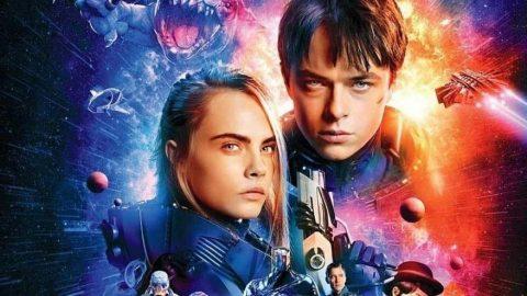 Valerian ve Bin Gezegen İmparatorluğu konusu: Valerian oyuncuları kimler?
