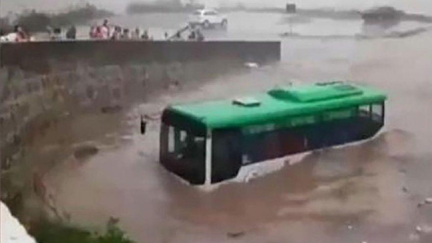 Çin'de sel felaketi: Ölü sayısı 140'ı geçti