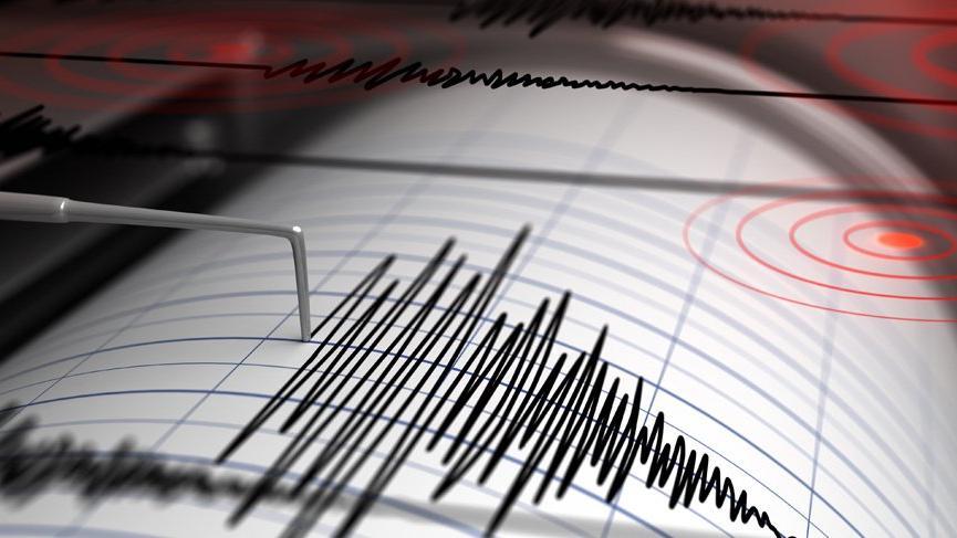 Marmara Denizi'nde 3.3 büyüklüğünde deprem! (Son depremler)