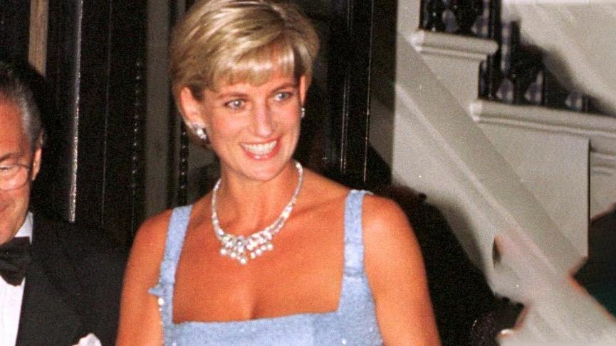 Prenses Diana'nın modacısı Jayson Brundson giyim sırlarını açıkladı