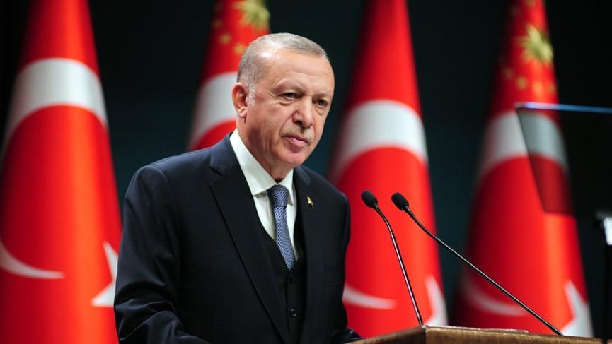 Kritik toplantı sonrası Erdoğan'dan açıklamalar!