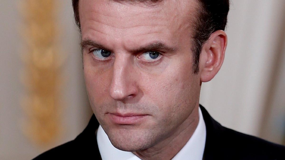 Macron açıkladı! Fransa'da zorunlu maske kararı