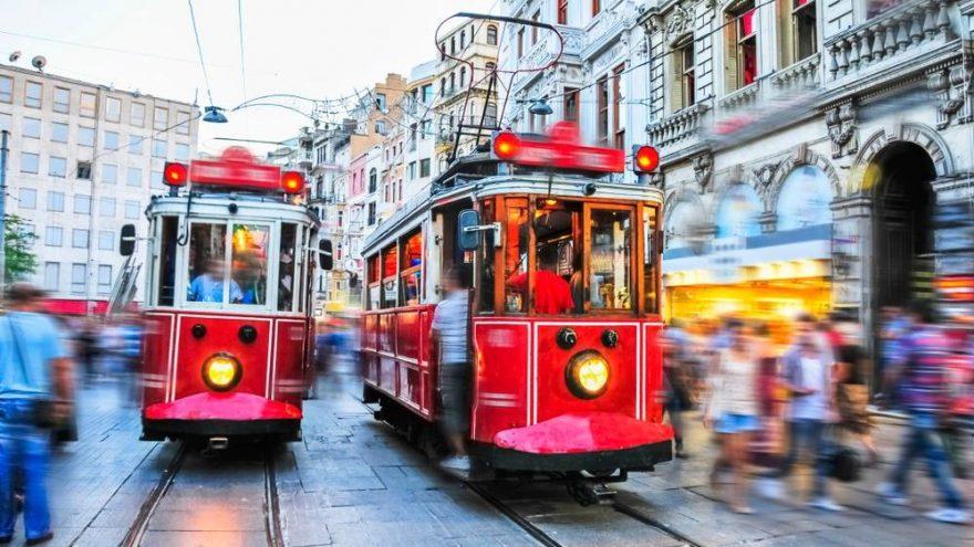 Mayısta İstanbul'a 847 turist geldi