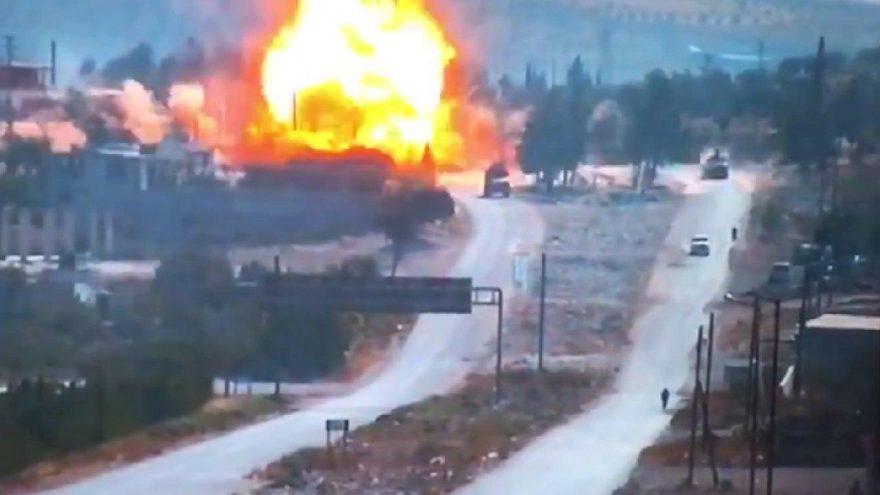 MSB'den Suriye'deki bombalı saldırı ile ilgili flaş açıklama