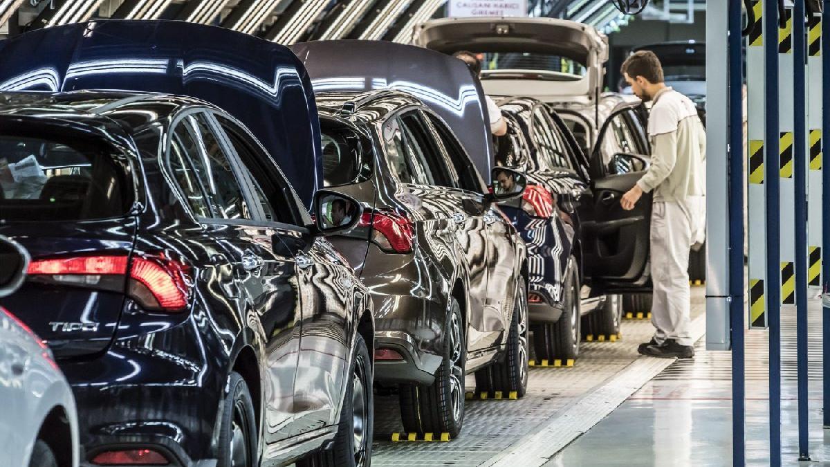 İşte otomotiv sanayisinin ilk 6 ayı