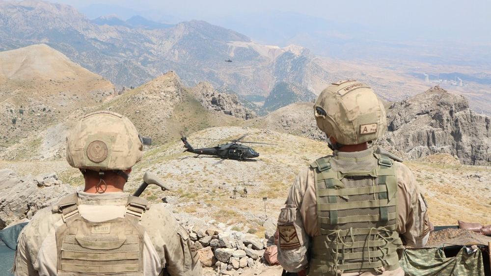 Terör örgütü PKK'ya 'Yıldırım-1 Cudi' operasyonu başlatıldı