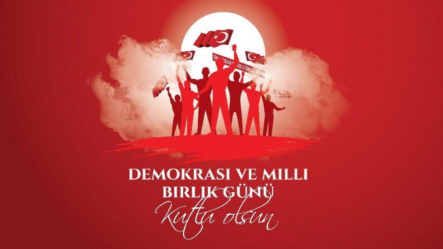 15 Temmuz mesajları ve sözleri! Anlamlı 15 Temmuz Demokrasi ve Şehitler Anma Günü mesajları…