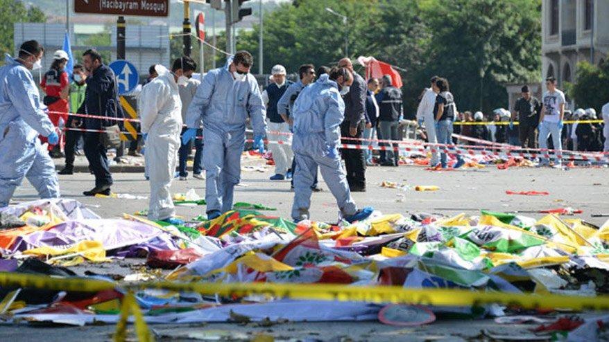 Ankara'daki saldırıyı planlayan teröristin yeri belli oldu