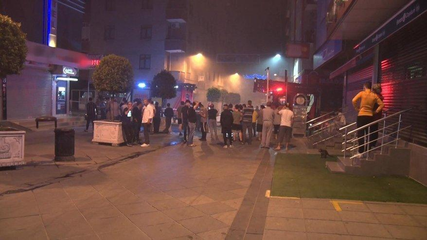 Bağcılar'daki yangınların sebebi belli oldu!