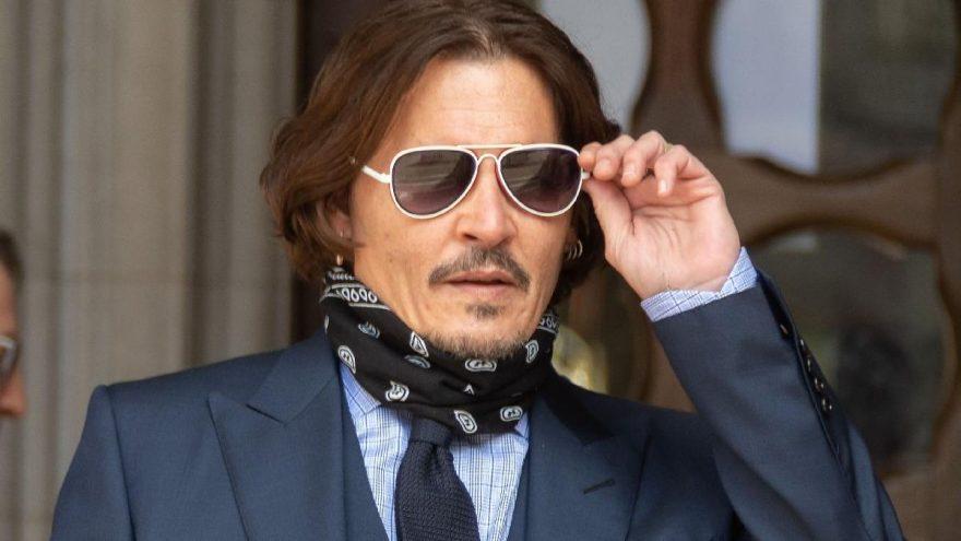 Johnny Depp'in koruması, yalan söylediğini itiraf etti