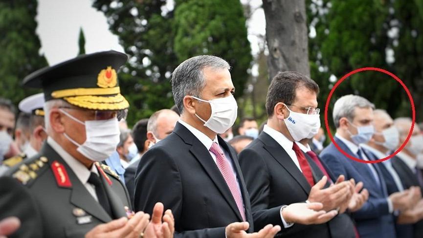 AKP İstanbul İl Başkanı kriz çıkardı