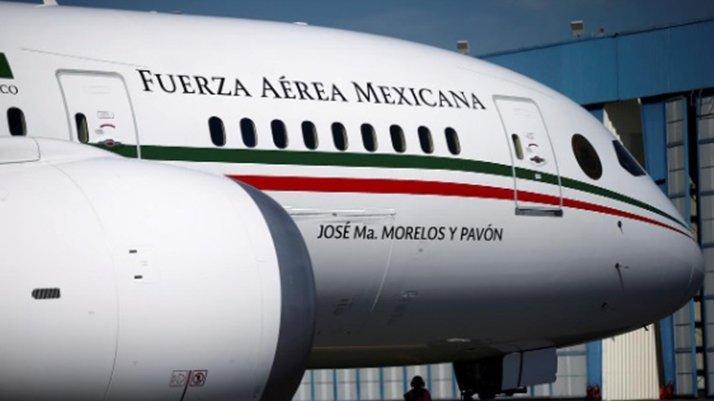 Başkan tıbbi ekipman karşılığında başkanlık uçağını satıyor
