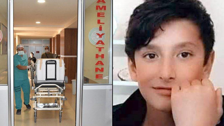 13 yaşındaki Murat'ın organları nakil bekleyen hastalara umut oldu