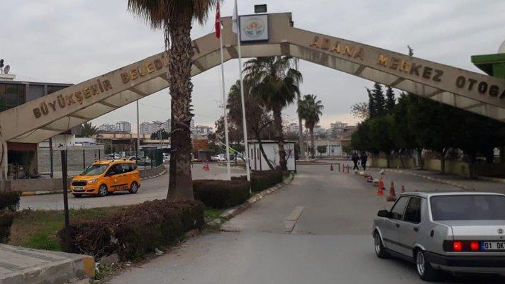 Adana Otogarı baştan aşağı yenileniyor