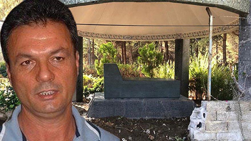 Belediye başkanının mezarı 18 yıl sonra açıldı!