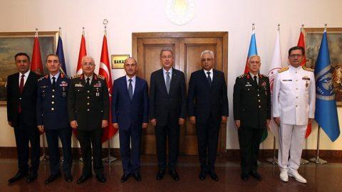 Ankara'da kritik toplantı! Azerbaycan ve Nahçivan katıldı