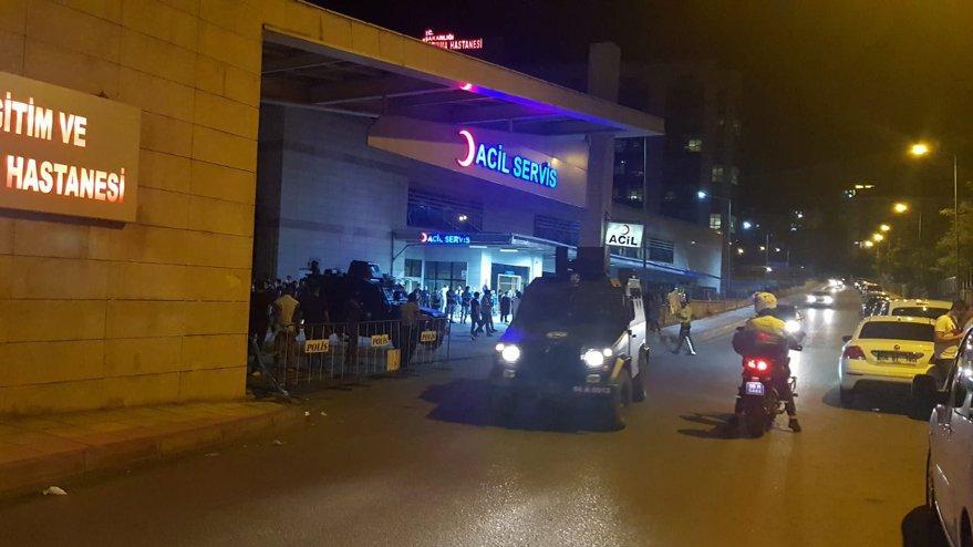 Siirt'te iki Özel Harekat Polisi şehit oldu, iki polis de yaralandı